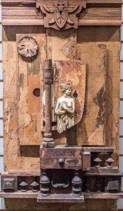 Ronnie Weeks -Assemblage Art