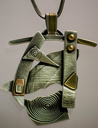 Gary Arnold Metalsmith - Jeweler Moon Dance Arts