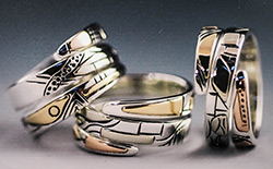 Kathy and Gary Arnold, Original Hand-Made Jewelry