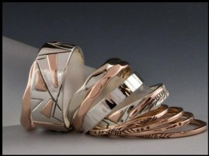 Kathy Arnold: Metalsmith - Jeweler Moon Dance Arts