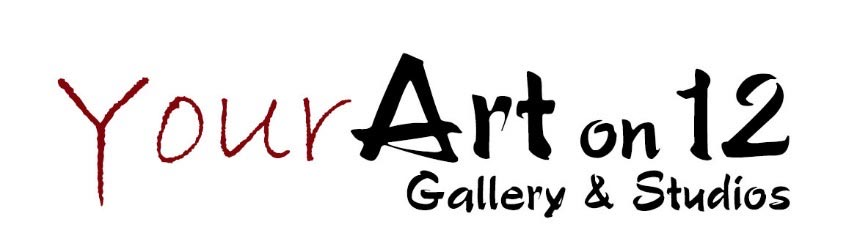 """Guest Artists at Art on 12"""""""