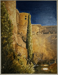 Jefferis Peterson Oil painter jefferis.gallery