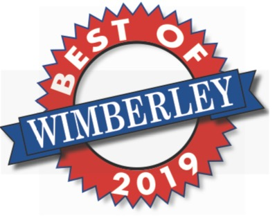 Winner of Best Gallery in Wimberley for 2019