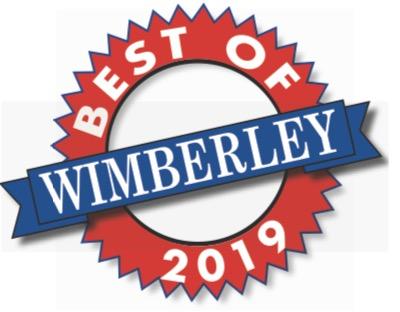 Winner of Best Gallery in Wimberley for 2019