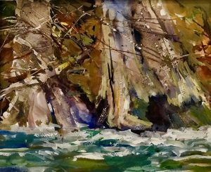 Gordon Fowler - Watercolors