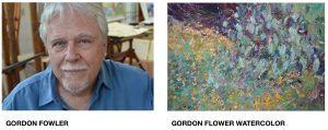 Gordon Fowler Watercolor Sketch Workshop (Loosen Up)  April 13-14 - $250