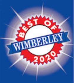 Voted Best Gallery in Wimberley 2020