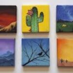 small wonders minis for Christmas Member Show and Sale