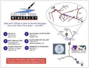 Gallery Trail 2021